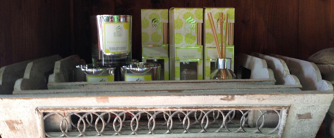 La Brisola Brissago Candele produmate e deodoranti per ambienti