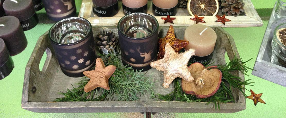 Foto La Brisola Brissago Decorazioni natalizie