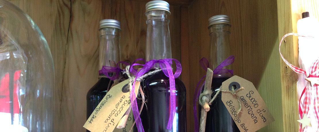 Foto La Brisola Brissago Succo d'uva americana