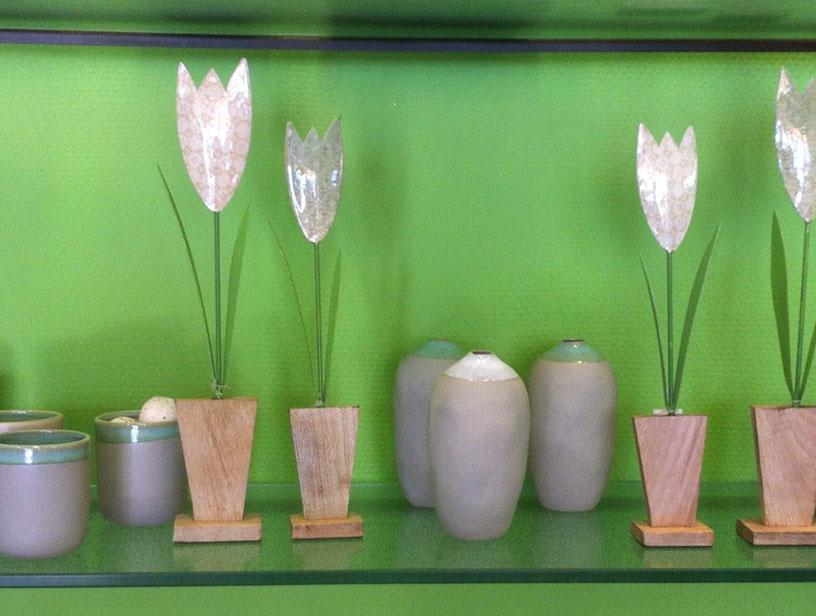 Decorazioni Pasqua tulipani